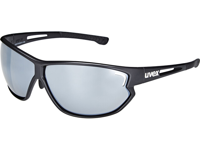 UVEX sportstyle 810 Glasses black mat